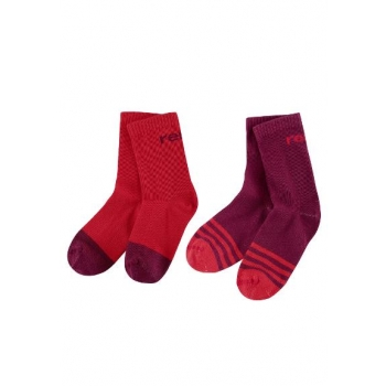 MyDay Socks Tomato Red