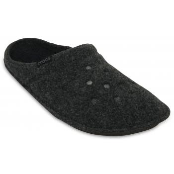 Classic Slipper, Black/Black