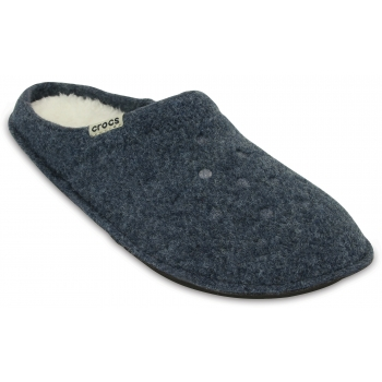 Classic Slipper, Nautical Navy/Oatmeal/Black