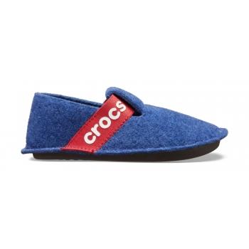 Classic Kids Slipper Cerulean Blue