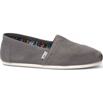 Canvas Men's Classic Alpargata Nl Ash
