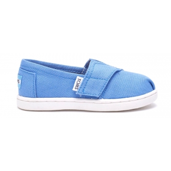 Canvas Kid`s Classic Alpargata Regatta Blue