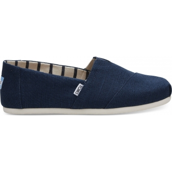 TOMS Heritage Canvas Men´s Alpargata, Majolica Blue