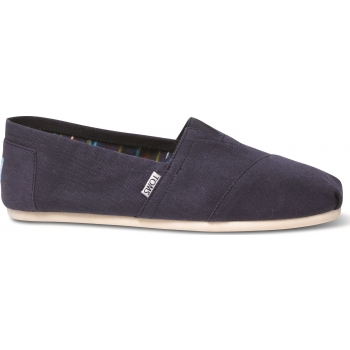 Canvas Men's Classic Alpargata Nl Navy