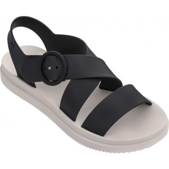 Street Sandal Platform 17555 Black / Beige
