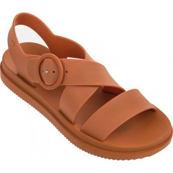 Street Sandal Platform 17555 Orange