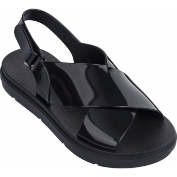 Talk Sandal Platform 17608 Black