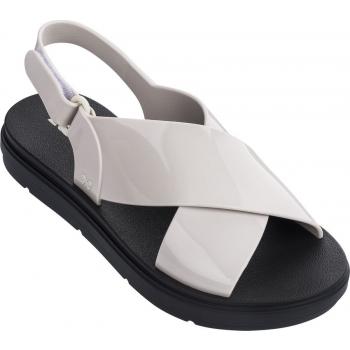 Talk Sandal Platform 17608 Black / Offwhite