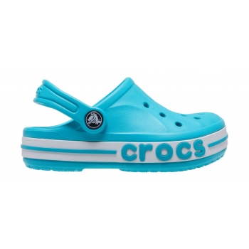 Bayaband Clog Kid's Digital Aqua