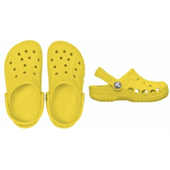 Crocs Baya Clog Kids Lemon