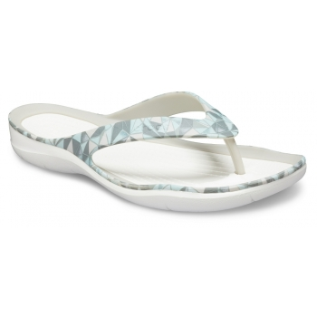Swiftwater Printed Flip Geo/White