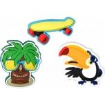 Island Fun Boys SS17 3-Pack