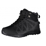 Ligo mid DX M trekking shoe, Black