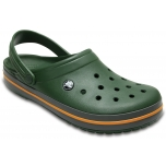Crocband Forest Green/Slate Grey