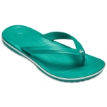 Crocband Flip Tropical Teal/White