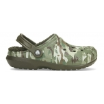 Classic Lined Graphic II  Clog Camo/Dark Camo Green