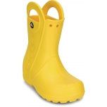 Handle It Rain Boot Kids Yel