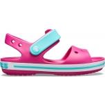 Kids' Crocband Sandal Candy Pink/Pool