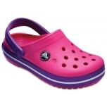 Crocband Clog K Paradise Pink / Amethyst