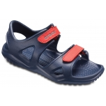 Swiftwater River Sandal K Navy/Flame