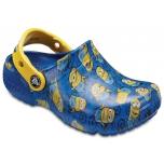 Crocs FL Minions Grphic  Clog K Blue Jean