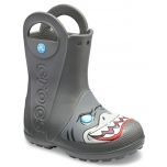 Crocs FL Creature Rain Boot K Slate Gray