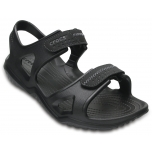 Swiftwater River Sandal M Black/Black