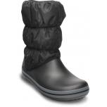 Winter Puff Boot Women Blk/Char