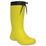 Crocs Freesail Rain Boot Lmn