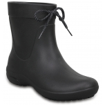 Crocs Freesail Shorty Rain Boot Blk