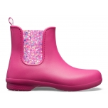Freesail Chelsea Boot Berry/Dots