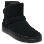 LodgePoint Suede Bootie W Blk
