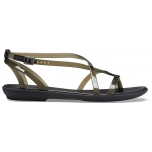 Crocs Isabella Gladiator Sandals Balck/Black