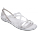 Isabella Strappy Sandal W Oyster/Cobblestone