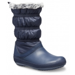 Crocband Winter Boot Women Navy