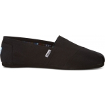TOMS Canvas Men´s Classic Alpragata NI Black/Black