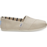 TOMS Heritage Canvas Women's Alpargata Antique White