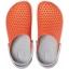 LiteRide Clog K Tangerine/White