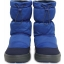 Lodgepoint Shiny Pull-On Boot Blue Jean / Navy